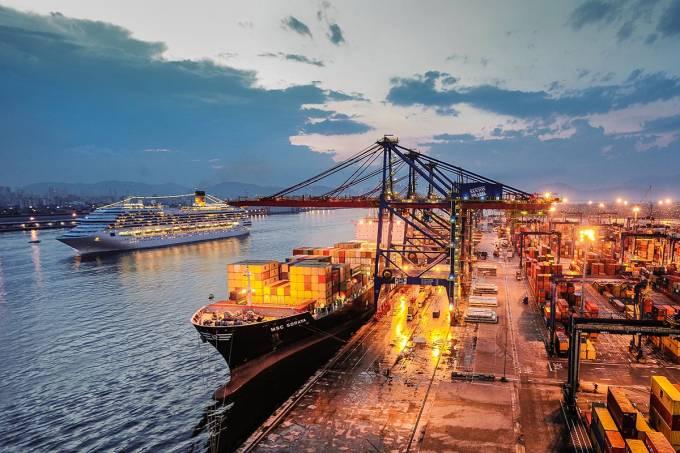 Exportação do Brasil para os EUA aumenta 32,9% no 1º semestre